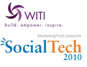 WITI and SocialTech Logos